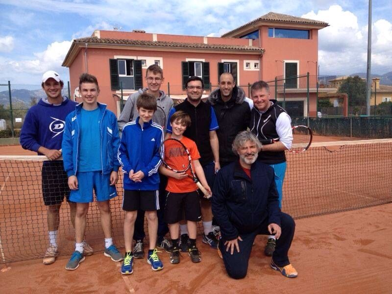 Tenniscamp Mallorca
